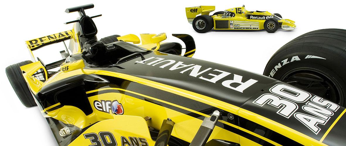 La rumeur d'un retour d'une écurie Renault en F1