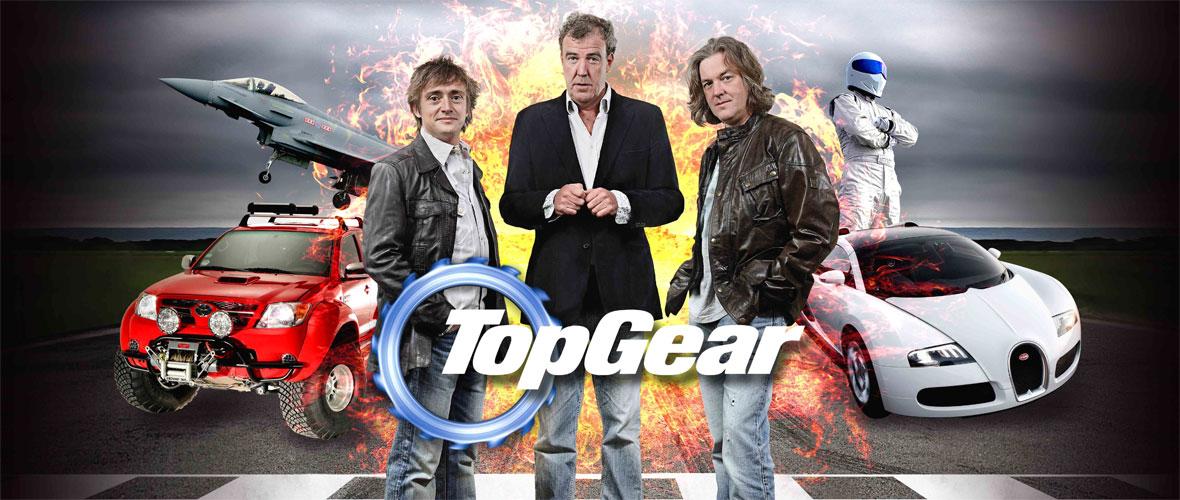 Le Top Gear que nous connaissions n'existe plus !