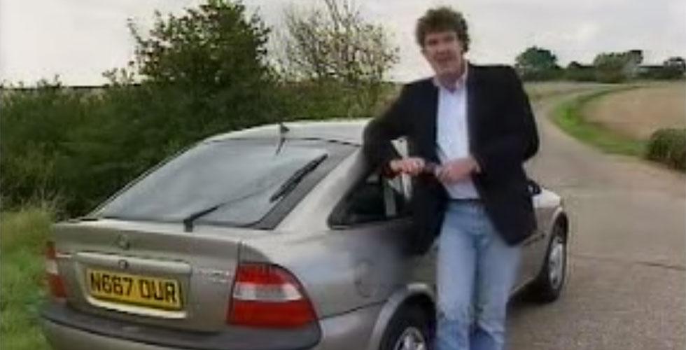 Vidéo : la séquence qui a fait de Jeremy Clarkson une star