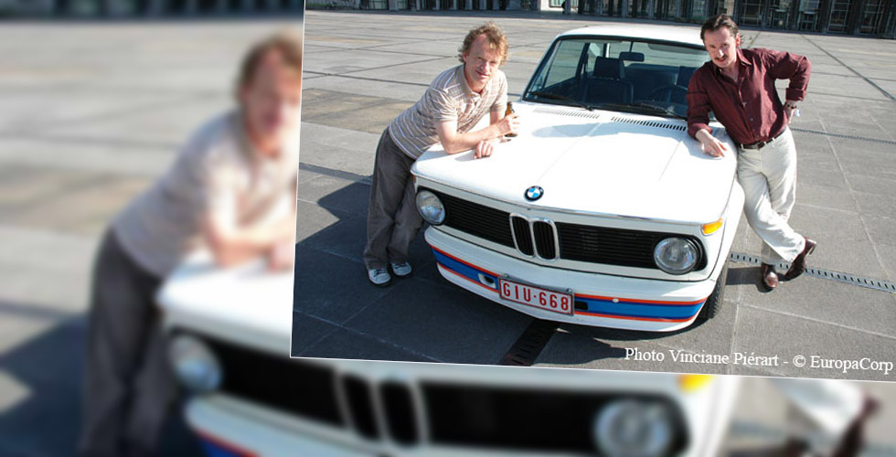 Cinéma : la BMW 2002 Turbo du film Dikkenek