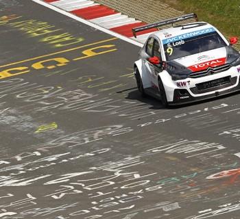 Citroen WTCC Nurburgring