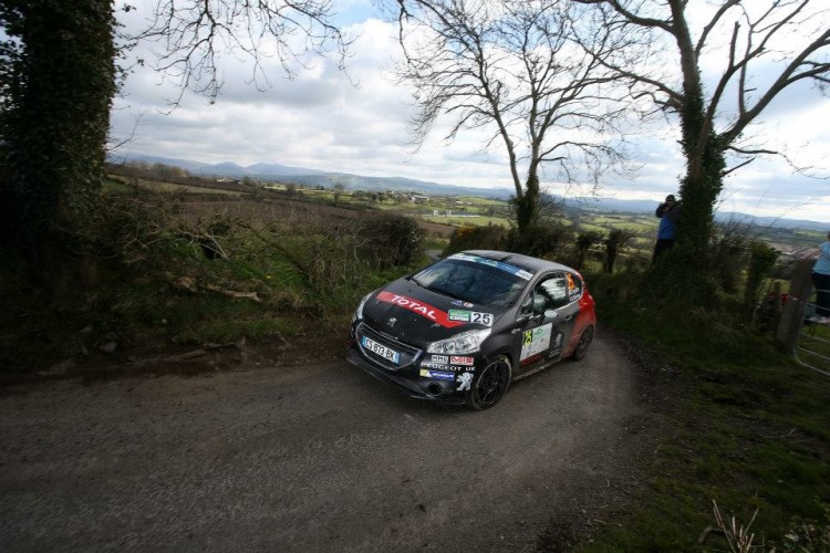 Peugeot 208 GTI 30th rally FIA ERC 2015 _ 01
