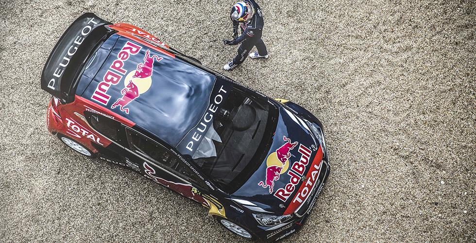 FIA-RX 2015 : Peugeot avec la 208 WRX