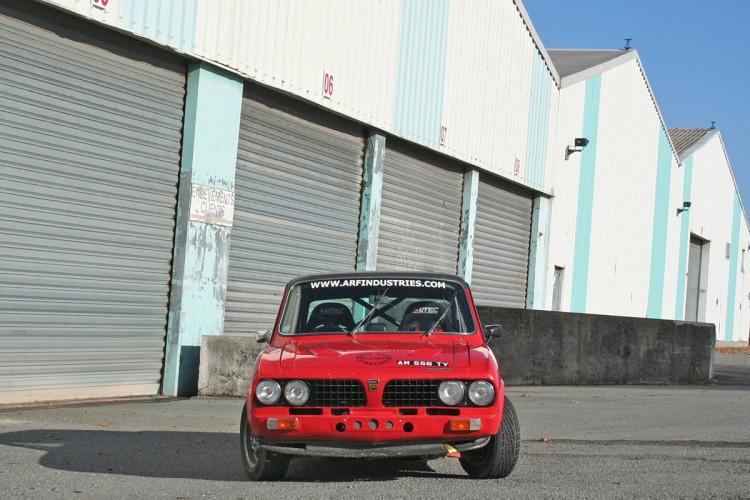 Triumph Dolomite essai course test drive - 01