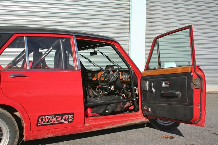 Triumph Dolomite essai course test drive - 05