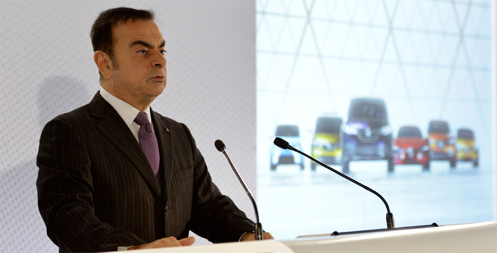 La France met la pression sur Carlos Ghosn