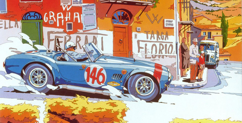 L'art automobile s'expose à La Tartine