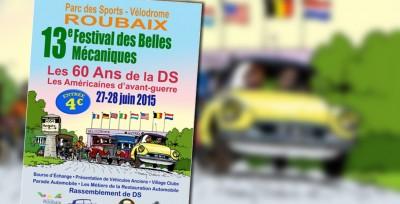 festival des belles mecaniques roubaix 2015