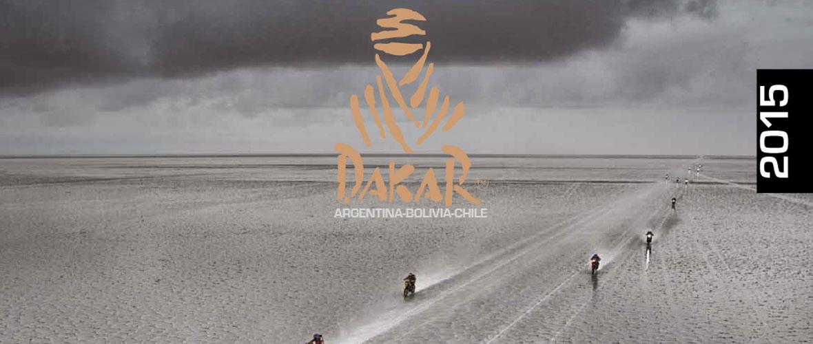 Gagnez le livre du Dakar 2015 !