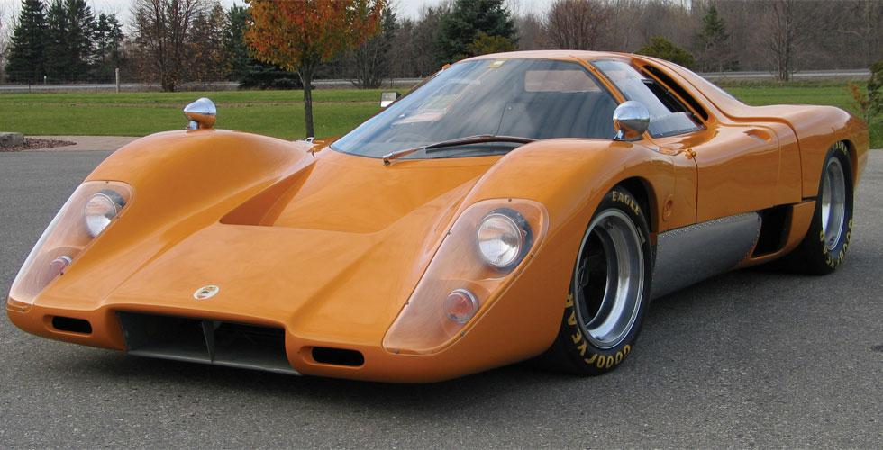 McLaren M6 GT : le rêve brisé