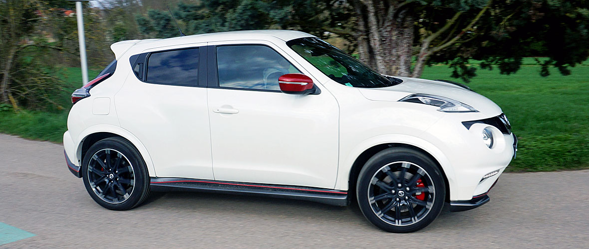 Contact : Nissan Juke Nismo RS