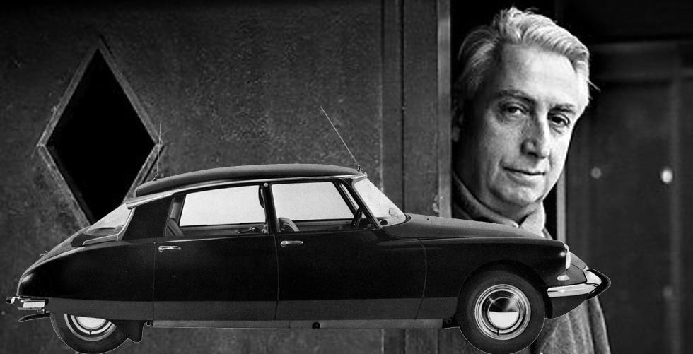 Quand Roland Barthes parle de la Citroën DS 19