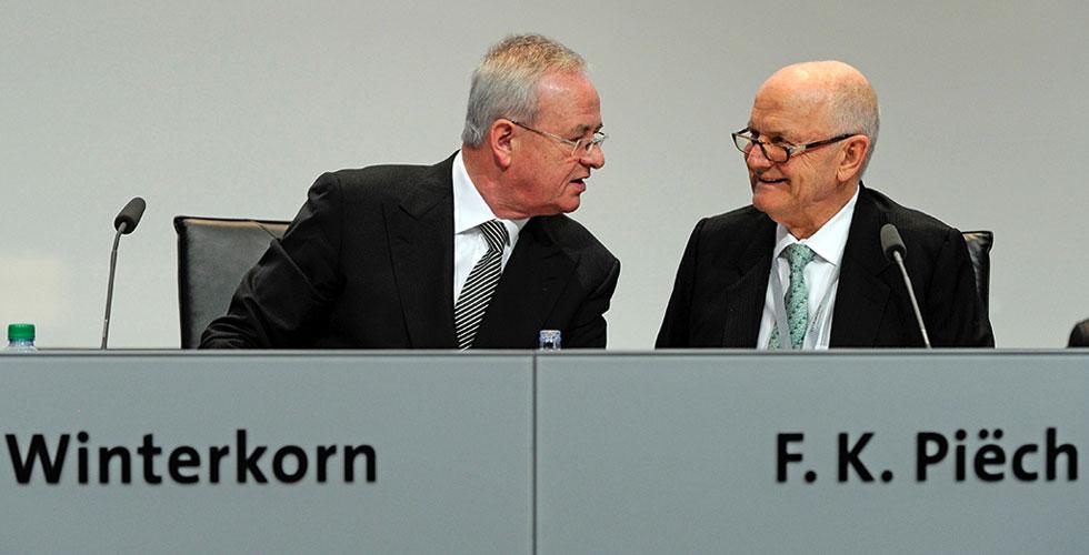 Volkswagen évite la Nuit des Longs Couteaux