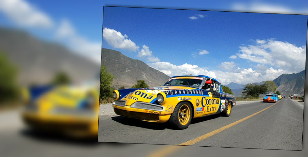 Carrera Panamericana, la classique mexicaine