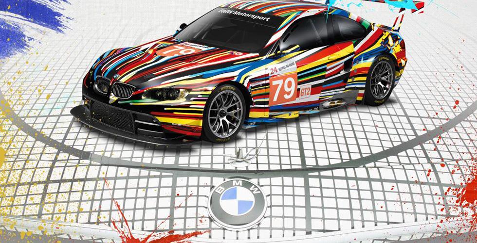 BMW annonce sa nouvelle Art Car – #BMWArtCar