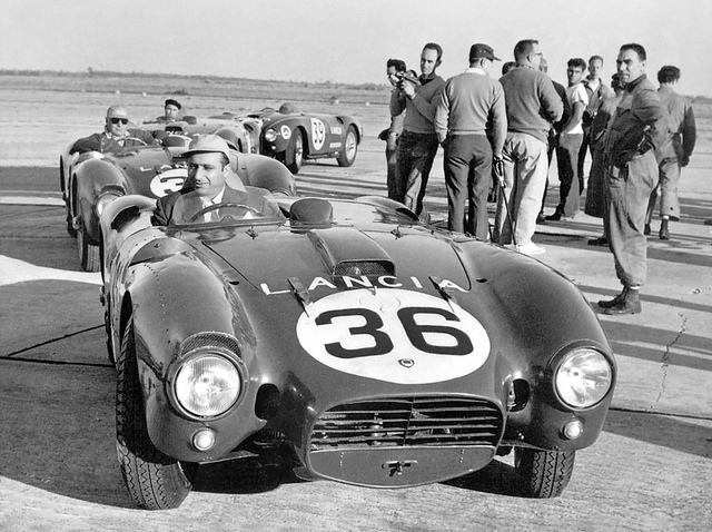 Juan Manuel Fangio, Lancia D24, Carrera Panamericana 1953