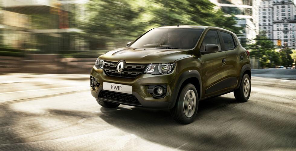 Nouveauté : Renault Kwid