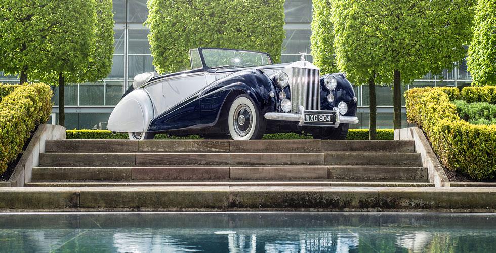 Une nouvelle aube pour Rolls-Royce