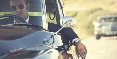 Citroen DS La French Jean Dujardin - 03