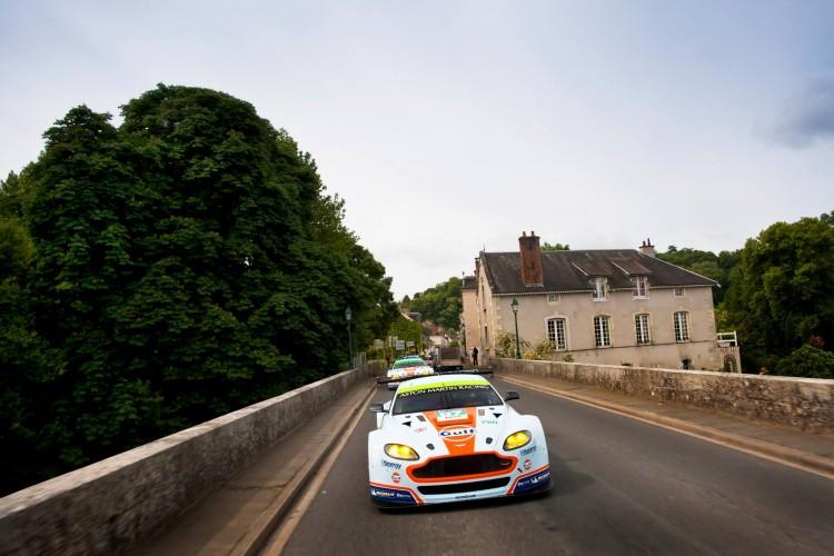 Le Mans - Aston Martin Hôtel de France La Chartre-sur-le-Loir - 02
