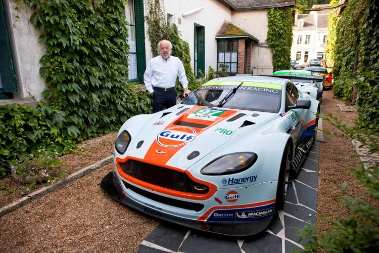 Le Mans - Aston Martin Hôtel de France La Chartre-sur-le-Loir - 04