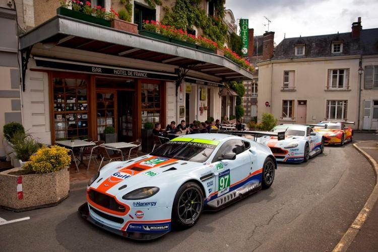 Le Mans - Aston Martin Hôtel de France La Chartre-sur-le-Loir - 08