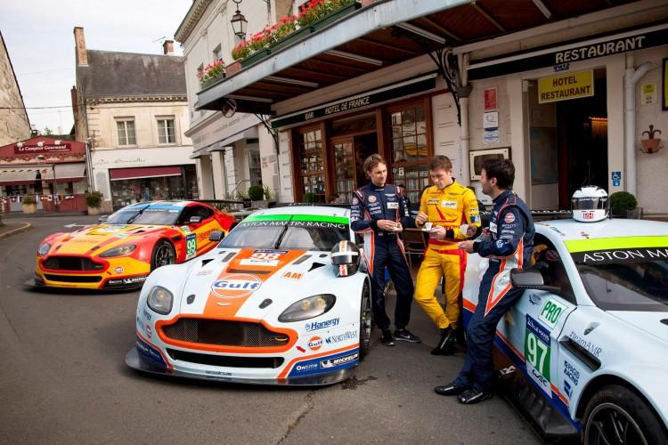 Le Mans - Aston Martin Hôtel de France La Chartre-sur-le-Loir - 10