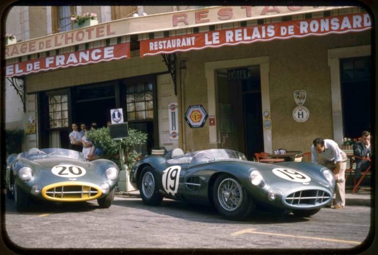 Le Mans - Aston Martin Hôtel de France La Chartre-sur-le-Loir - 11