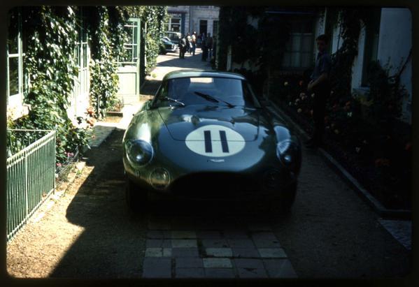 Le Mans - Aston Martin Hôtel de France La Chartre-sur-le-Loir - 12