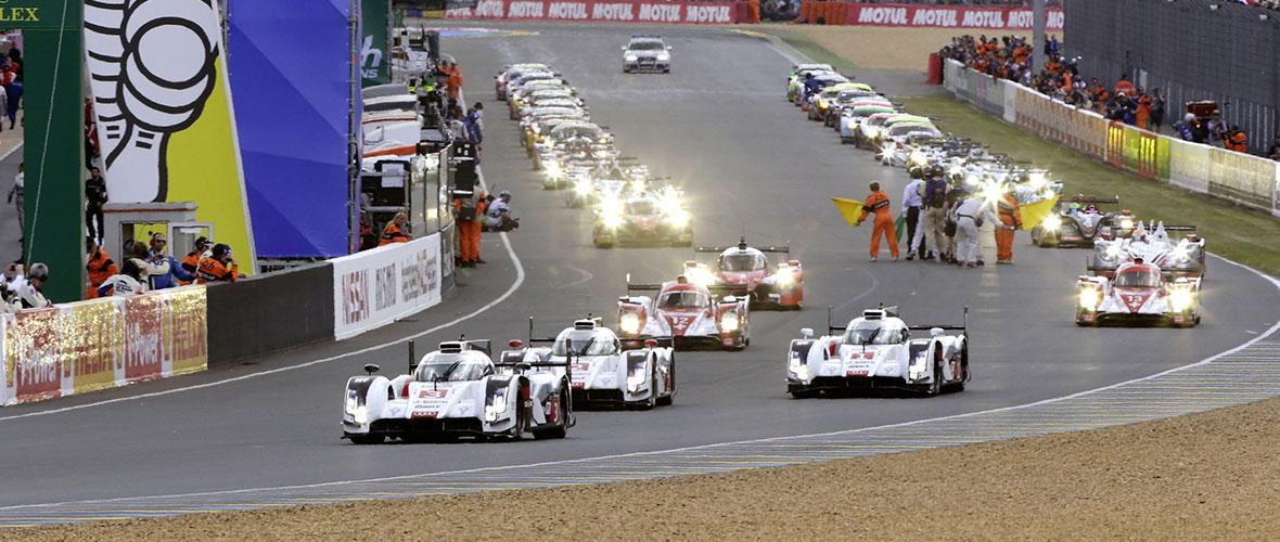 Gagnez vos entrées pour les 24 Heures du Mans !