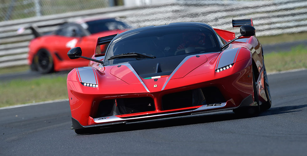 Une « dégénéressence » de Ferrari