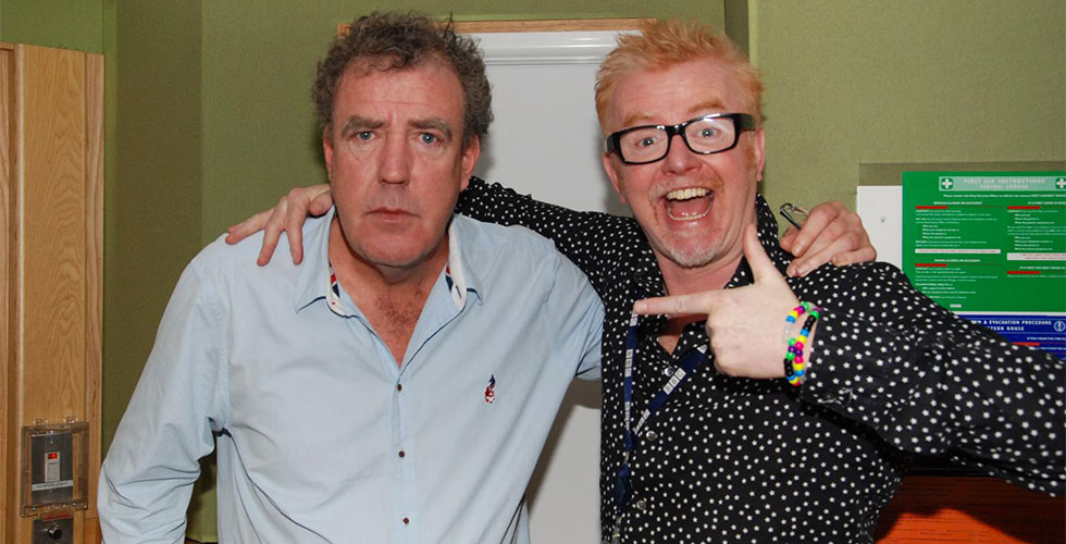La 23e saison de Top Gear avec Chris Evans