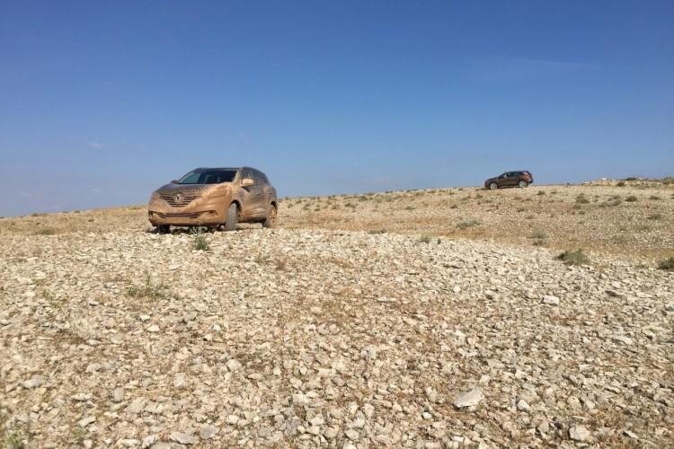 renault kadjar terre 4x4 SUV 11