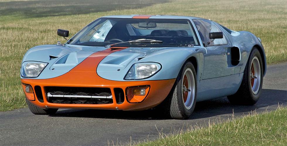 Pourquoi GT40 n'appartient plus à Ford ?