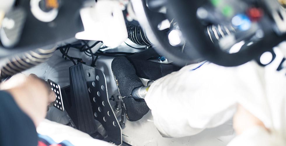 BMW Z4 GT3 Alex Zanardi