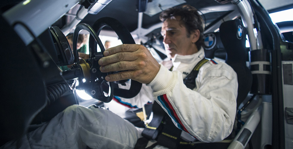 Alex Zanardi, BMW Z4 GT3 : plus fort, encore