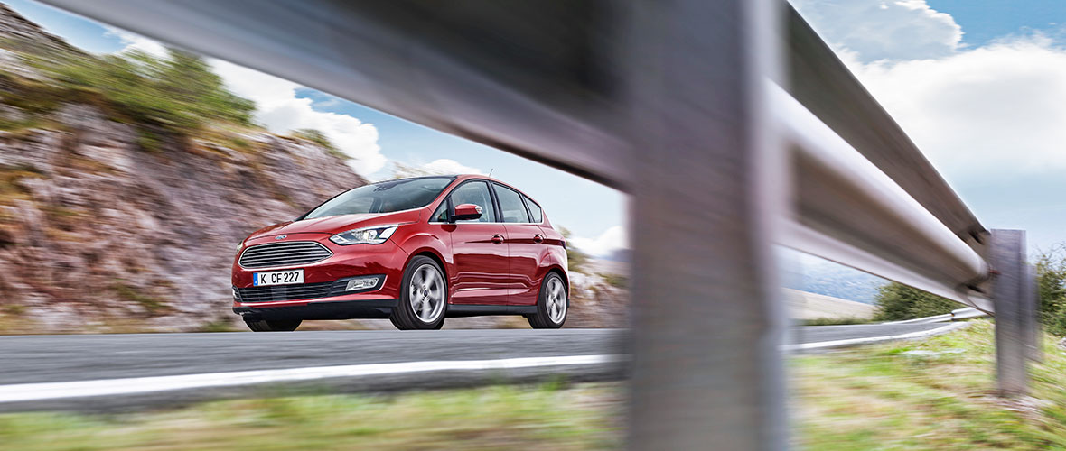 Essai Ford C-MAX : Forward alert !