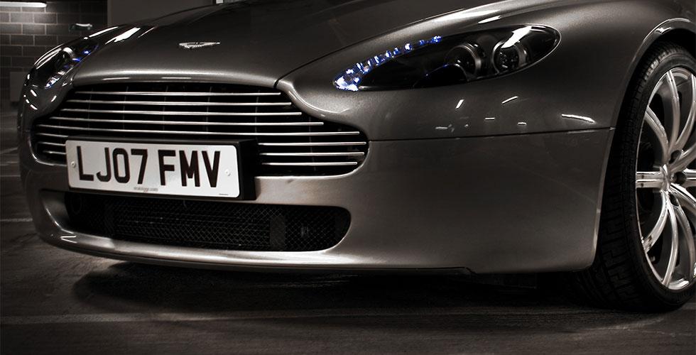 Le design des Aston Martin va évoluer