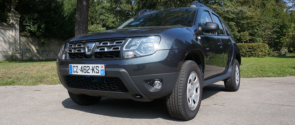 dacia duster nouveaute 2014 nouvelle face avant autos post. Black Bedroom Furniture Sets. Home Design Ideas