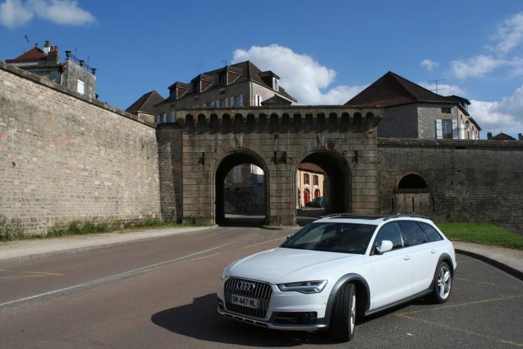 essai Audi A6 Allroad