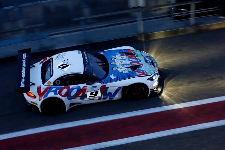 michel vaillant 24 heures de spa 2015 bmw Z4 GT3 livery