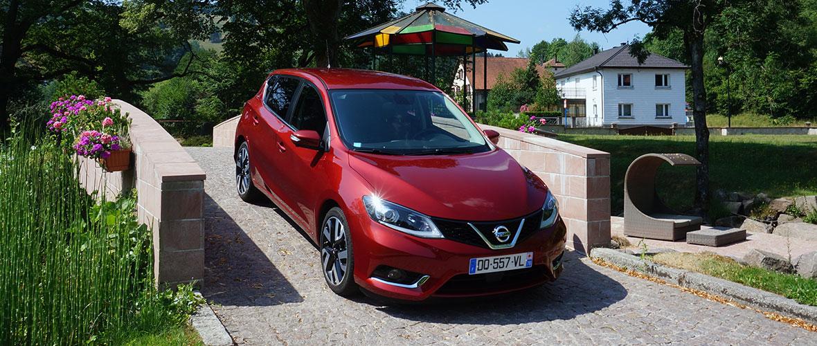 Essai : 229 km/h en Nissan Pulsar GT