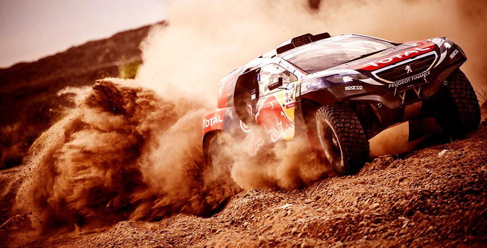 Peugeot 2008 DKR, Dakar 2015, le film