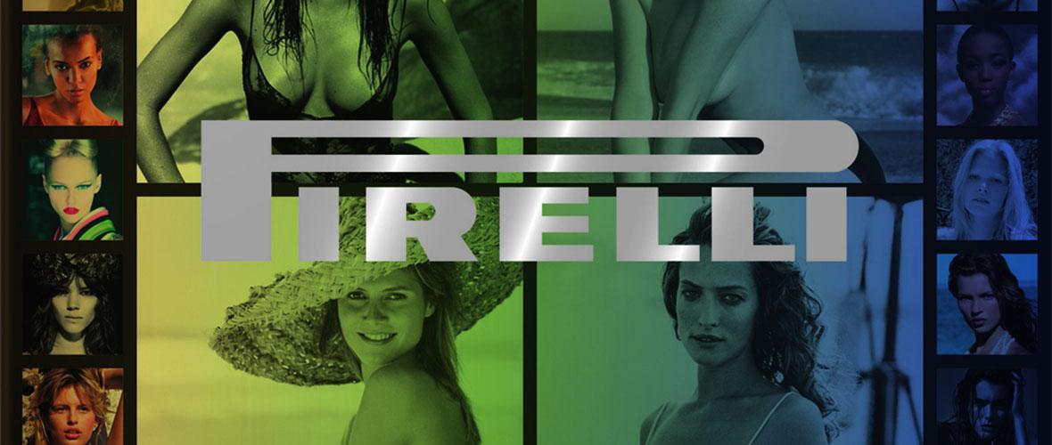 Le Calendrier Pirelli s'offre une rétrospective