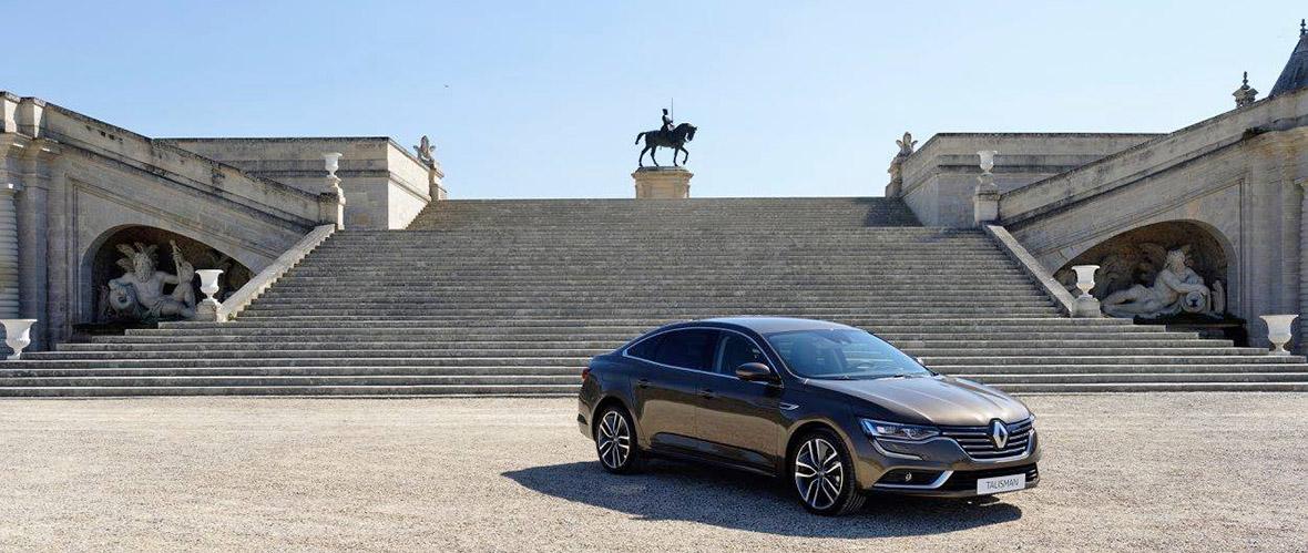 Renault Talisman : les précisions techniques