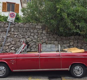 Fiat 1500 Cabrio Taxi Capri