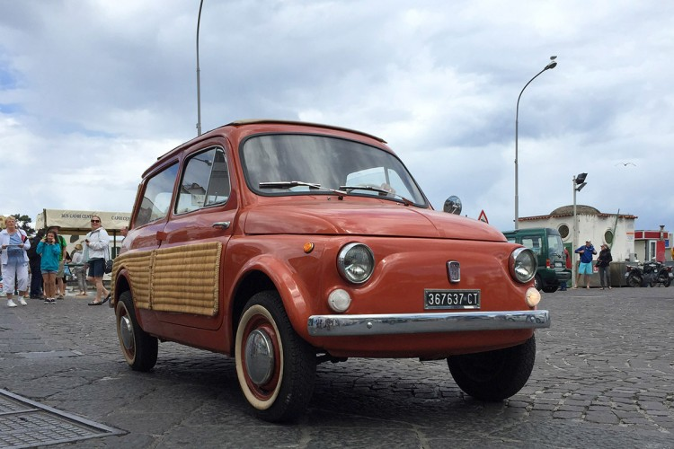 Fiat 500 Giardiniera