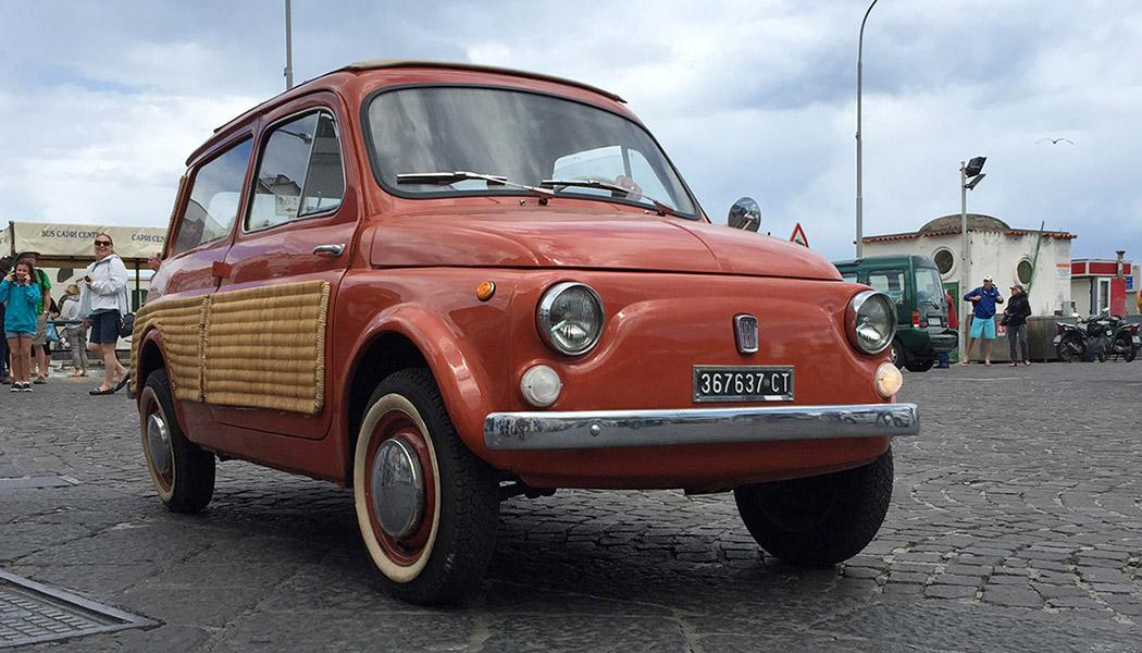 Découverte : Fiat 500 Giardiniera