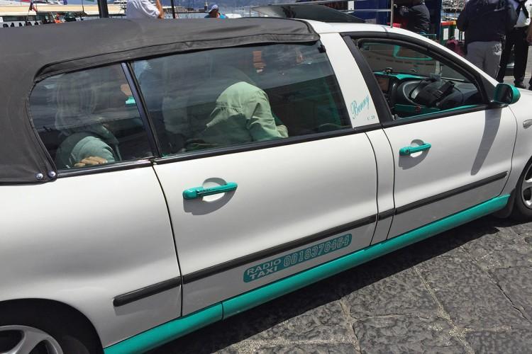 Fiat Bravo Taxi Cabriolet Capri