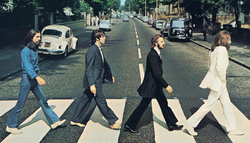 LMW281F : la VW Coccinelle de Abbey Road